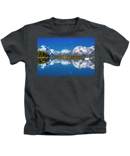Jackson Lake Kids T-Shirt