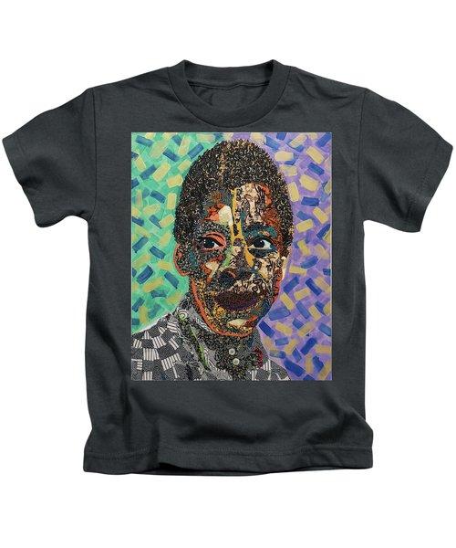James Baldwin The Fire Next Time Kids T-Shirt