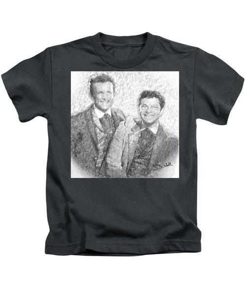 Jim And Artimus Kids T-Shirt