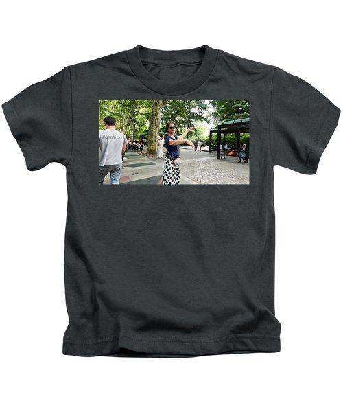 Jing An Park Kids T-Shirt