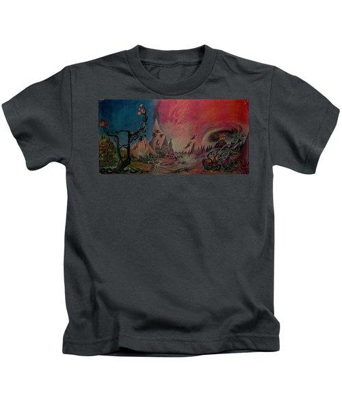 Judy Poster Kids T-Shirt