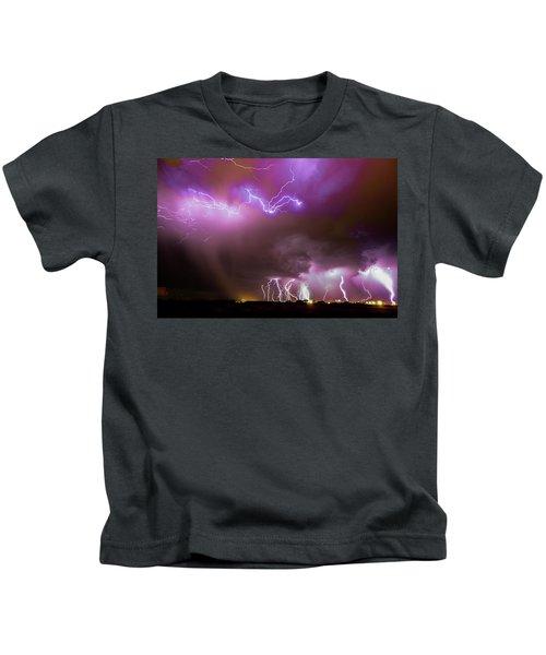 Just A Few Bolts 001 Kids T-Shirt