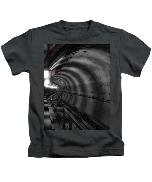 Just Around The Bend Kids T-Shirt