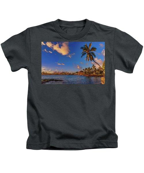 Kailua Bay Kids T-Shirt