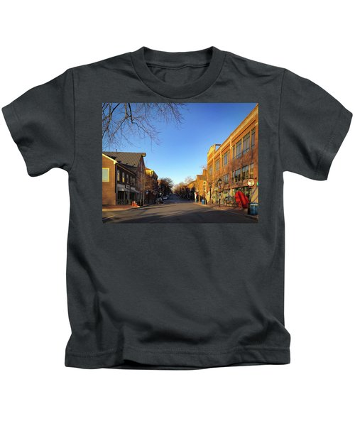 King Street Sunrise Kids T-Shirt