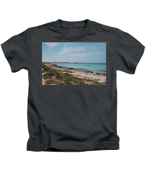 La Savina, Formentera Kids T-Shirt