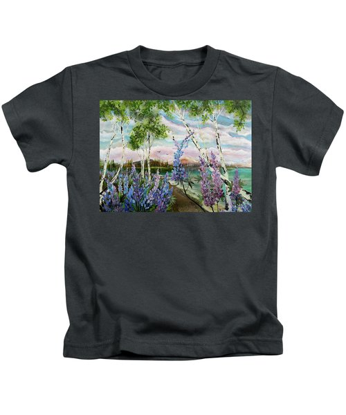 Lakeside Lupin Kids T-Shirt