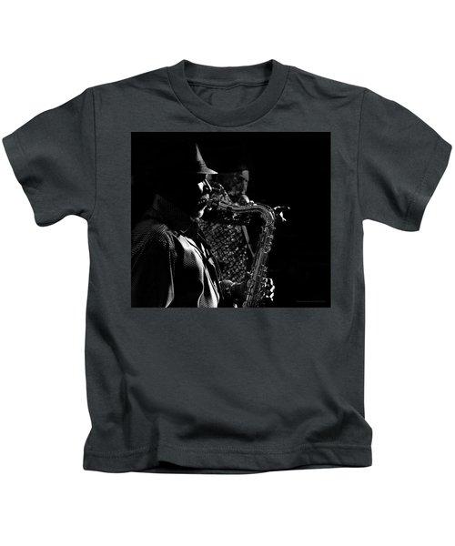 Late Night Noir Kids T-Shirt