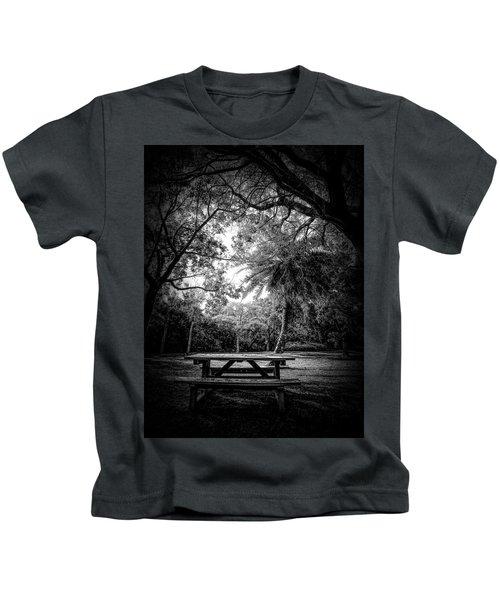 Let The Light In Kids T-Shirt