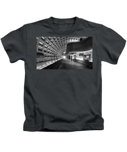 Light At The End Of The Tunnel Kids T-Shirt