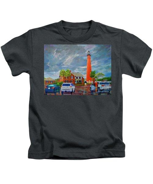 Lightning And The Light Kids T-Shirt
