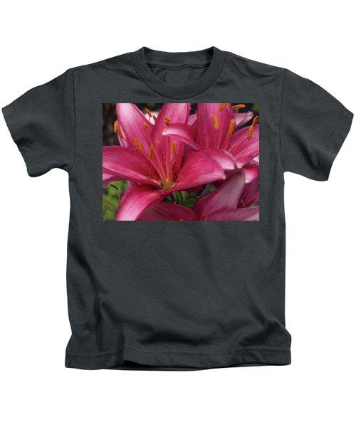 Lilixplosion  2 Kids T-Shirt