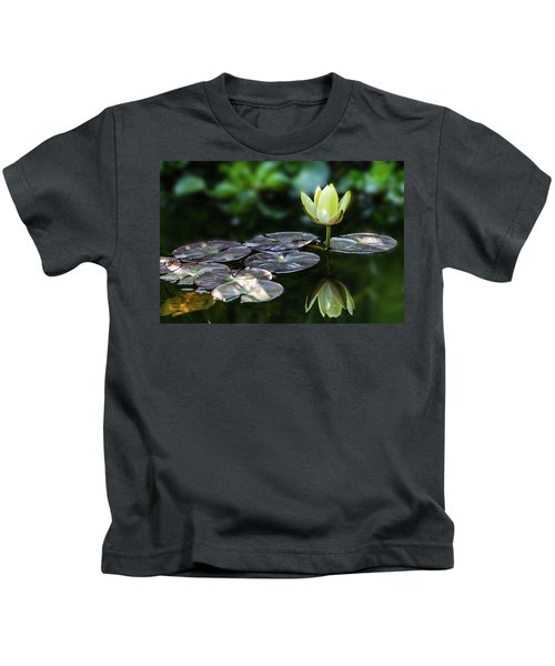 Lily In The Pond Kids T-Shirt
