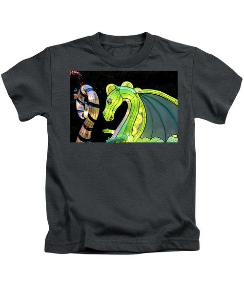 Little Dragon Kids T-Shirt