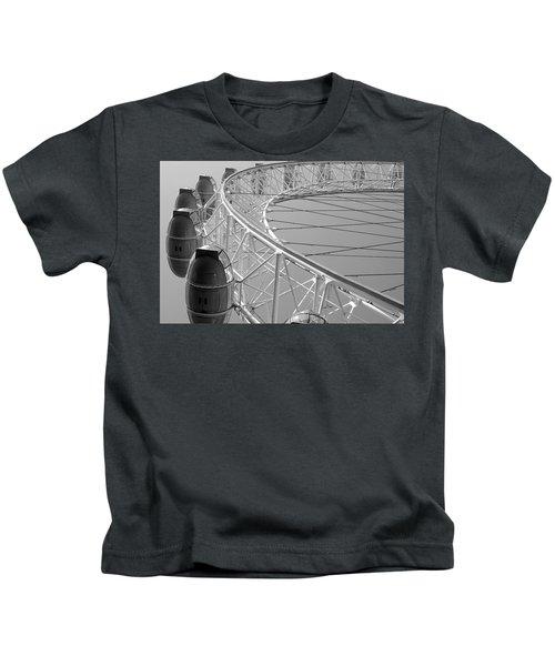 London_eye_ii Kids T-Shirt