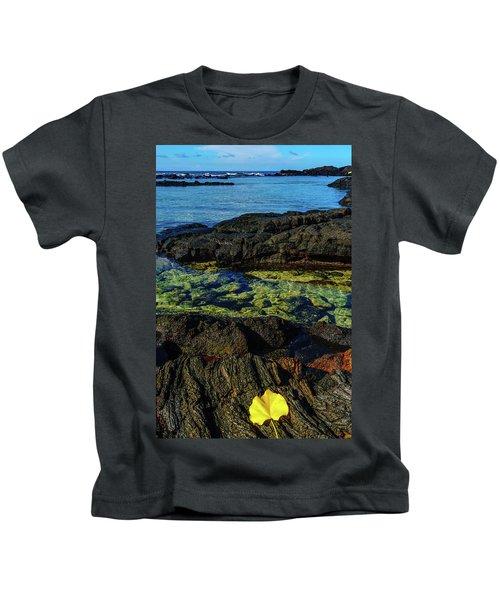 Lonely Leaf Kids T-Shirt
