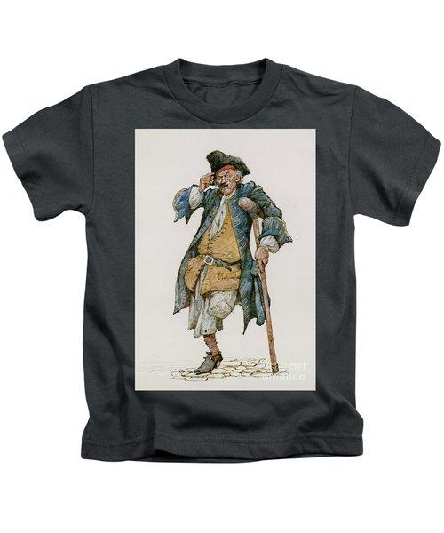 Long John Silver Kids T-Shirt