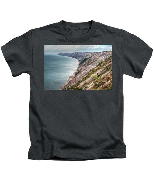 Long Slide Overlook Kids T-Shirt