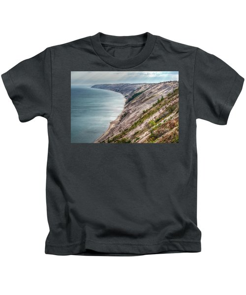 Long Slide Overlook Kids T-Shirt