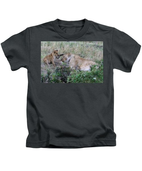 'love You Mom' Kids T-Shirt