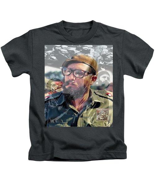 Loved Fidel Kids T-Shirt
