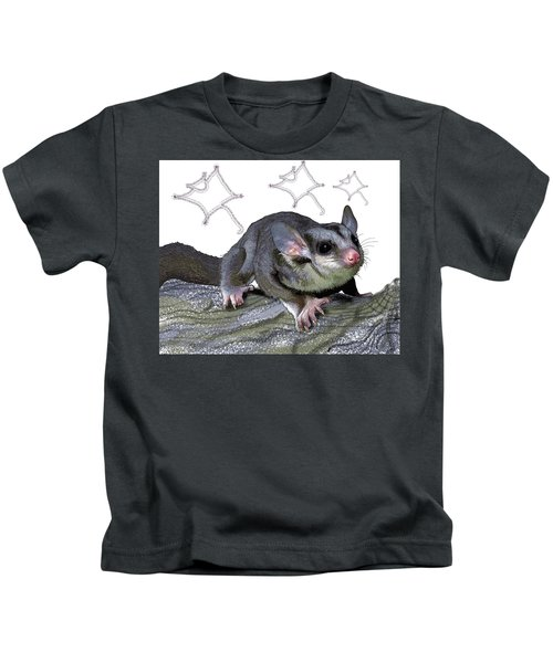 M Is For Mahogany Glider Kids T-Shirt