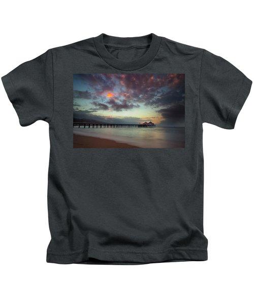Malibu Pier IIi Kids T-Shirt