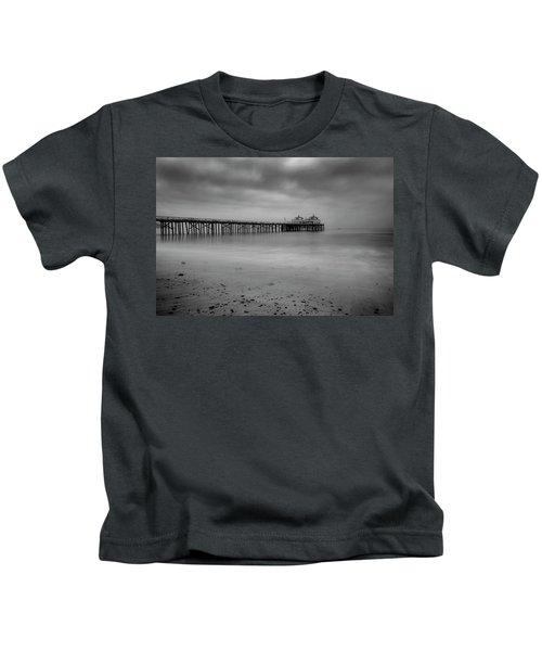 Malibu Pier Kids T-Shirt