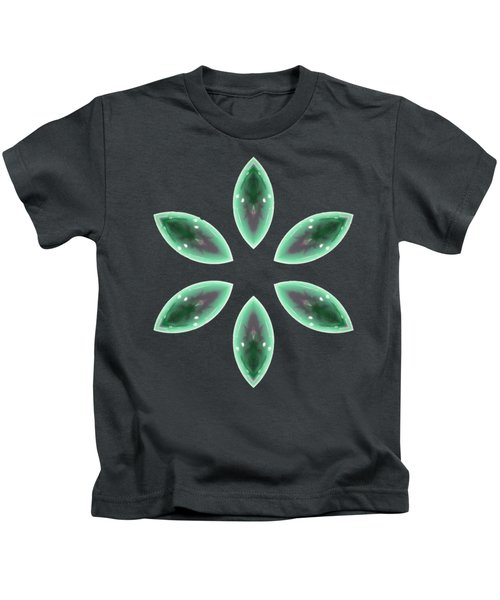 Marquise Floral 2 Kids T-Shirt