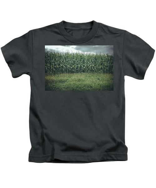 Maze Field Kids T-Shirt