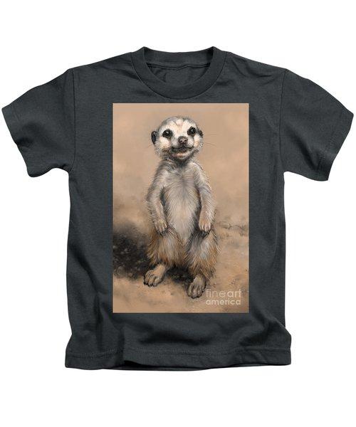Meercat Kids T-Shirt