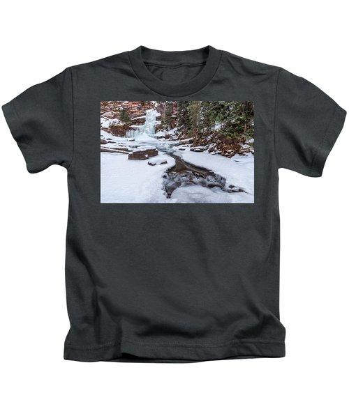 Mermaid's Tail Kids T-Shirt