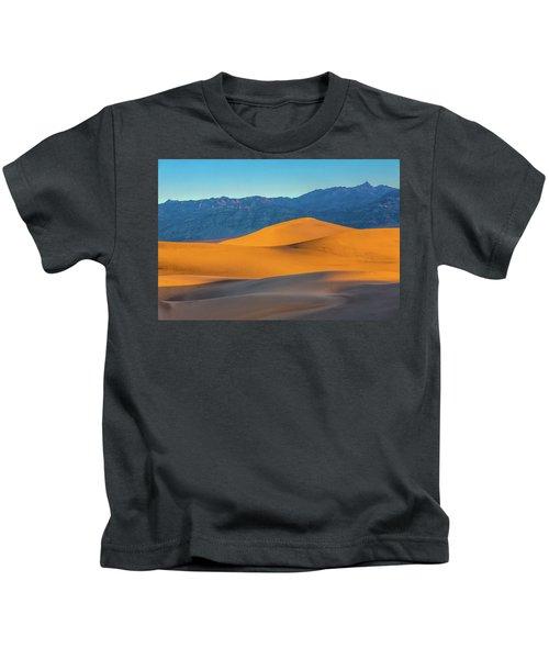 Mesquite Flats Sunsrise Kids T-Shirt