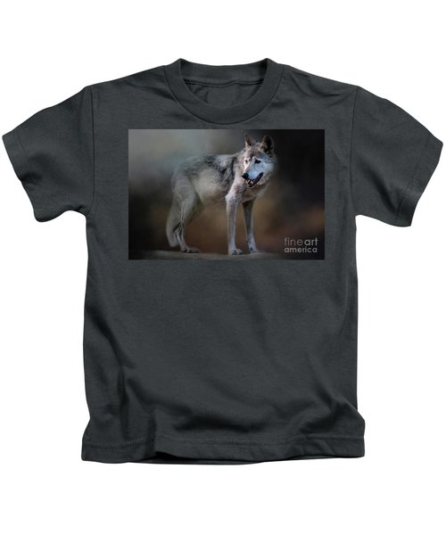 Mexican Wolf Kids T-Shirt