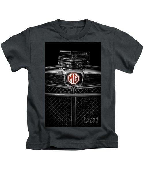 Mg Grill Badge Kids T-Shirt