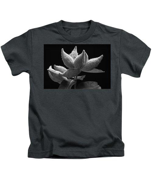 Milkweed Pods Kids T-Shirt