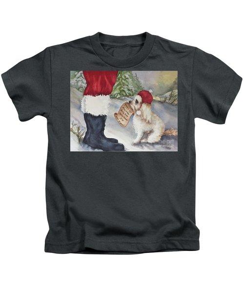 Mocha's List Kids T-Shirt