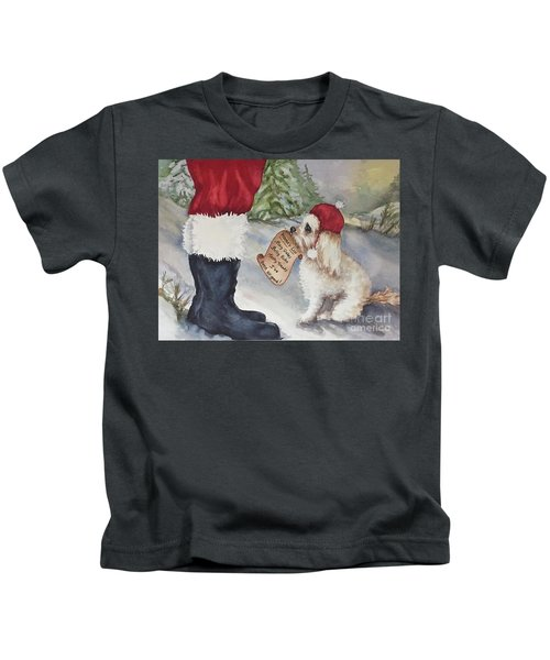 Mocha's List Kids T-Shirt