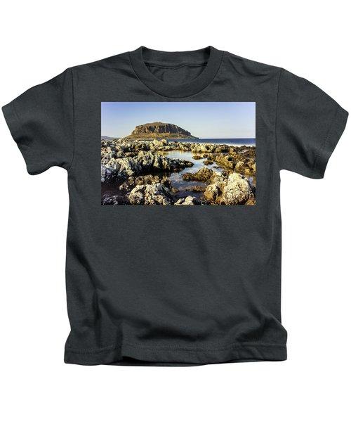 Monemvasia Rock Kids T-Shirt