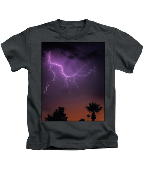 Monsoon Sunset 2019 Kids T-Shirt