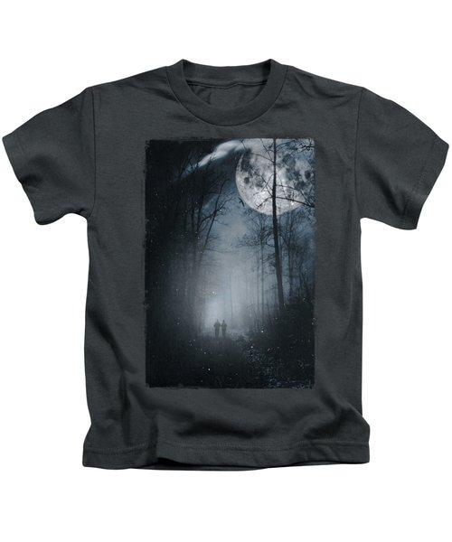 Moon Walkers Kids T-Shirt