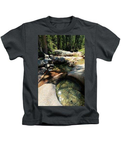 Morning Light Flow Kids T-Shirt