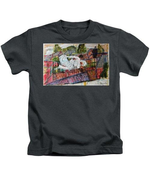 Mother Money Hibernates To The Detriment Of Us All Kids T-Shirt