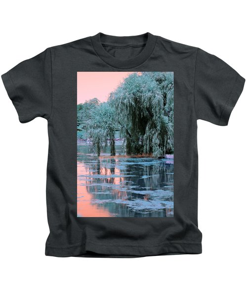 Mother Willow Infrared Kids T-Shirt