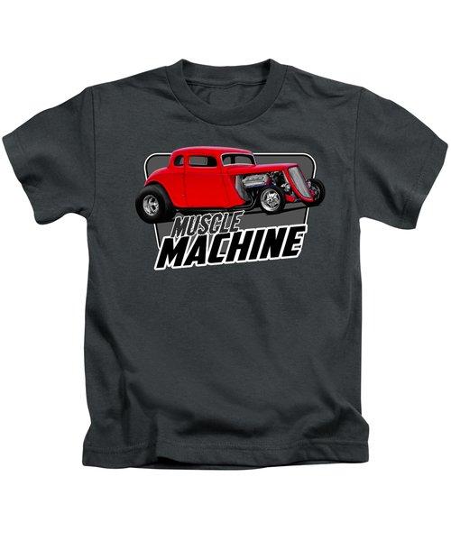 Muscle Machine Kids T-Shirt