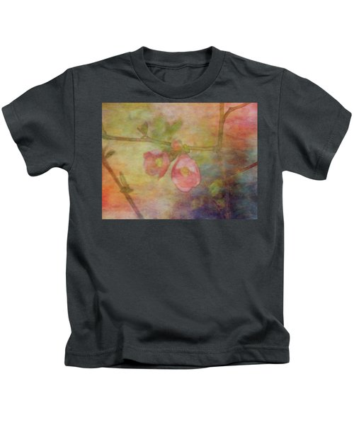 Muted Primaries 8844 Idp_2 Kids T-Shirt