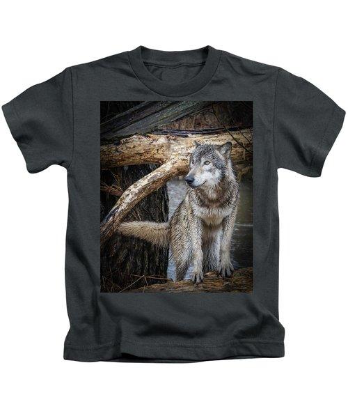 My Favorite Pose Kids T-Shirt