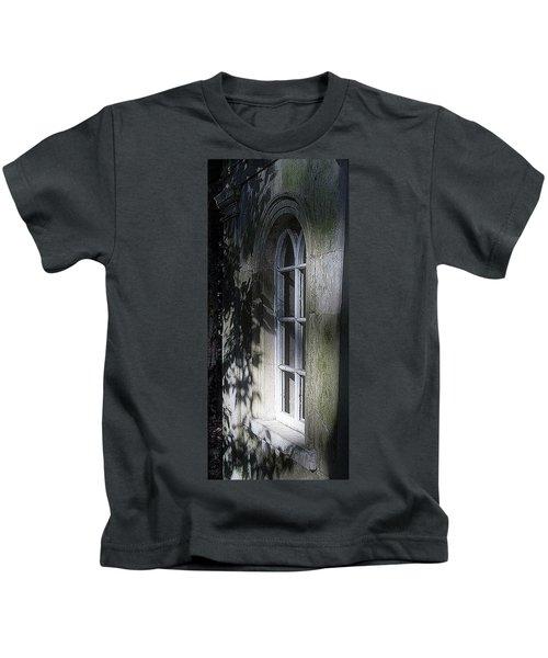 Mysterious Window Kids T-Shirt