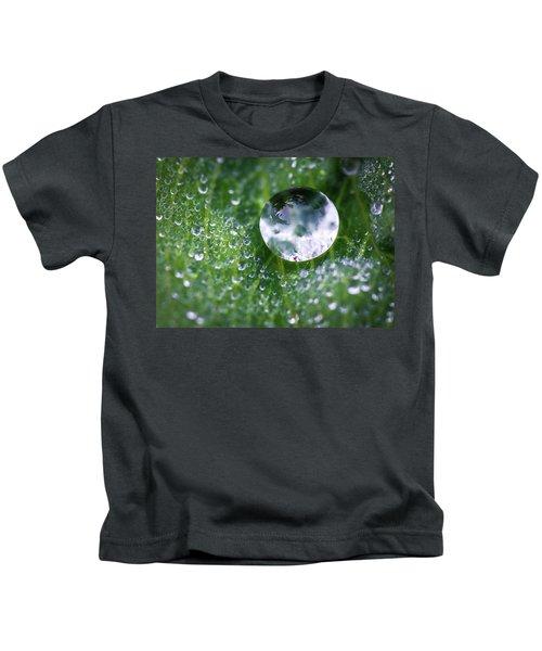 Natures Crystal Ball Kids T-Shirt
