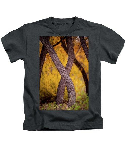 Nature's Font Kids T-Shirt